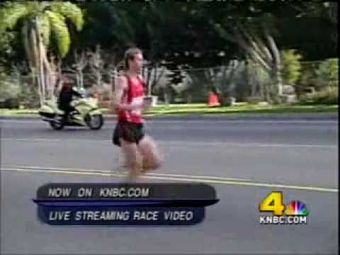 Uncomfortable Moment During LA Marathon