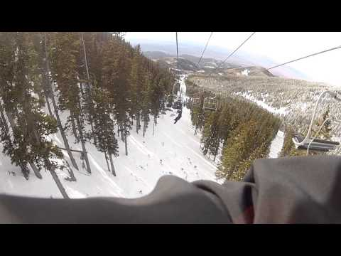 Teen Falls From Top Of Ski Lift