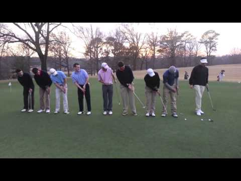 9 Golfers, 1 Cup