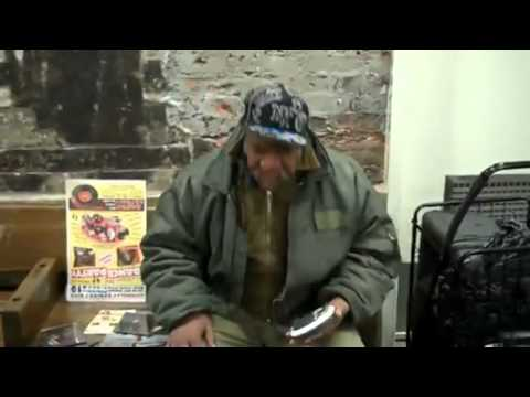 The Homeless Man With A Golden Voice
