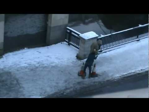 8 Minutes Of People Slipping On Ice