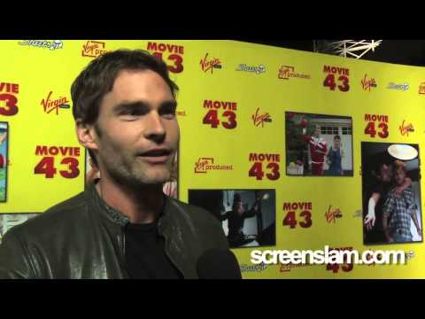 Seann William Scott Reacts To Being The Only Star At A Movie Premier