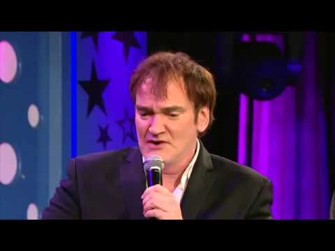 Quentin Tarantino Is Terrible At Talking With Black People