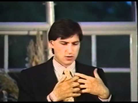Rare Steve Jobs Interview In 1985