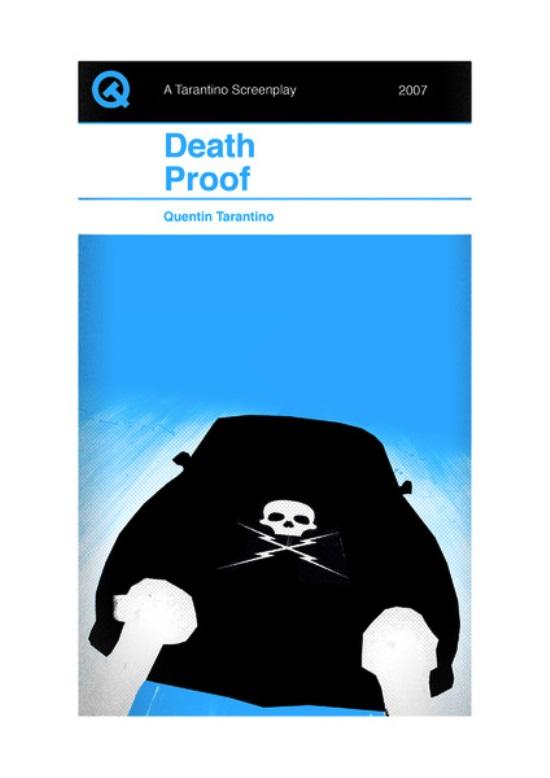 Quentin Tarantino Movies Penguin Books Death Proof