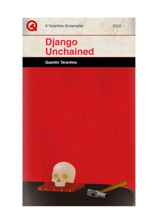 Quentin Tarantino Movies Penguin Books Django Unchained