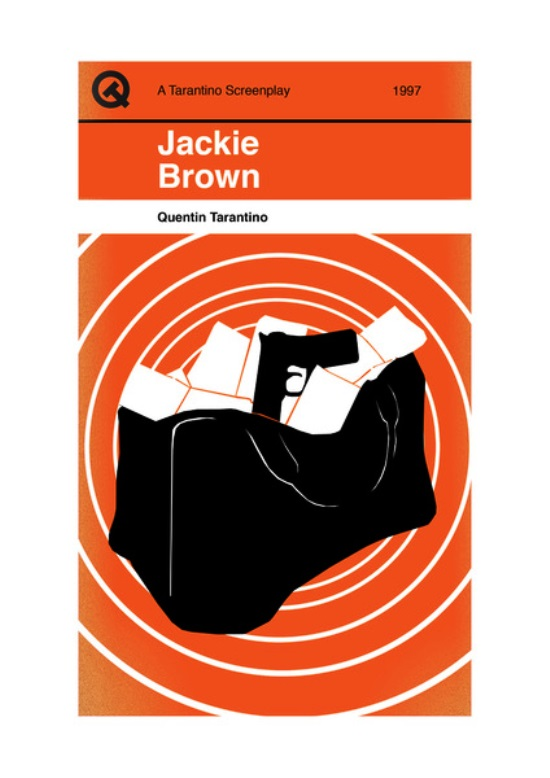 Quentin Tarantino Movies Penguin Books Jackie Brown