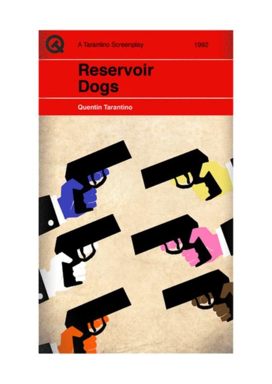 Quentin Tarantino Movies Penguin Books Reservoir Dos