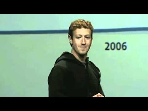Marc Zuckerberg Tells A Joke