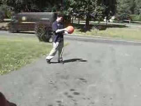 Why You Don't Overinflate A Basketball