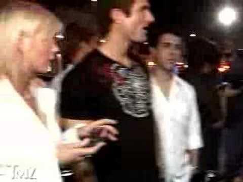 Tara Reid Can't Get Into The Club