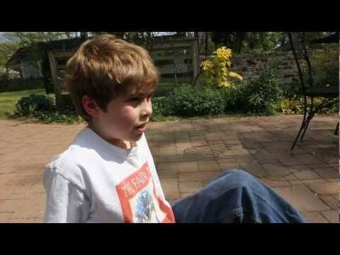 Video thumbnail for youtube video A 9 Year Old Talks About The Meaning Of Life