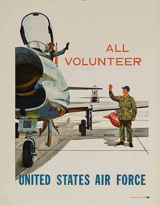 air-force-recruitment-poseters-propaganda-all-volunteer