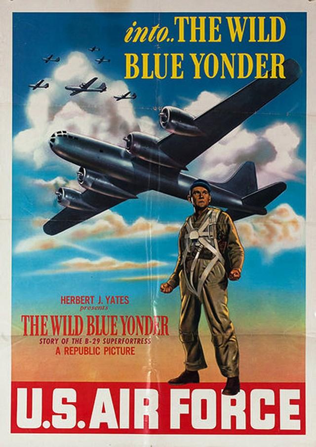 air-force-recruitment-poseters-propaganda-blue-yonder