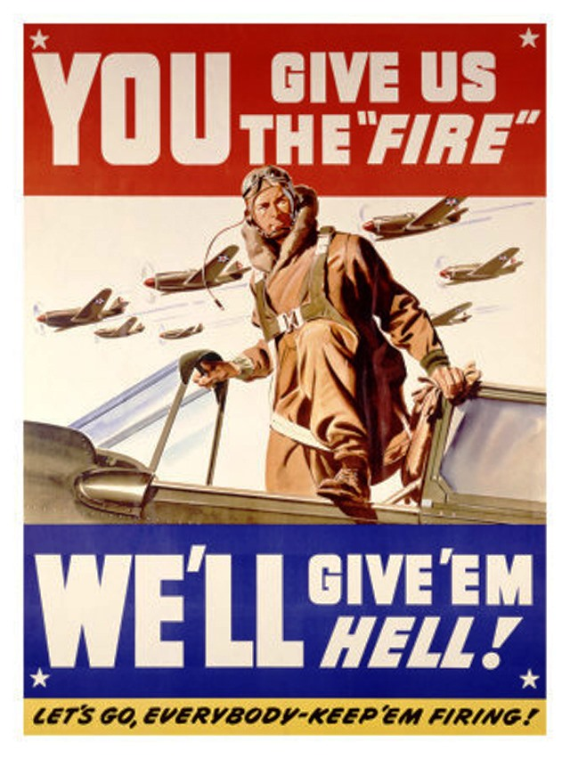 vintage air force recruiting posters | Vintage US Air Force