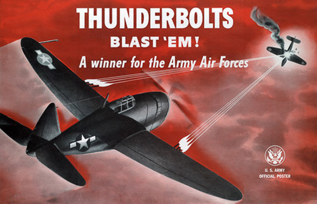 air-force-recruitment-poseters-propaganda-thunderbolts