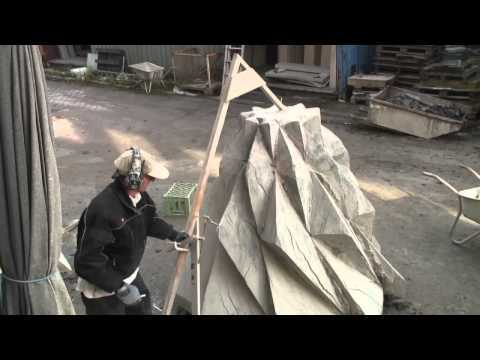 Video thumbnail for youtube video An Amazing Video Of Making A Stone Sculpture