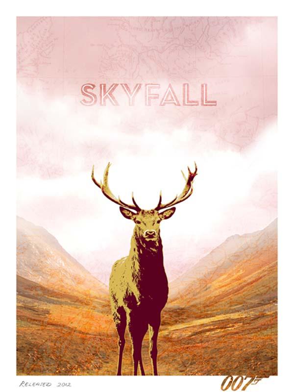 awesome-james-bond-art-posters-deer
