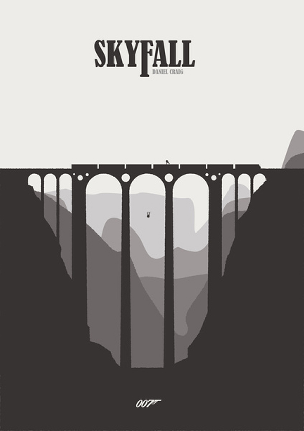 awesome-james-bond-art-posters-gray