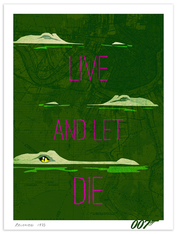 awesome-james-bond-art-posters-live-die