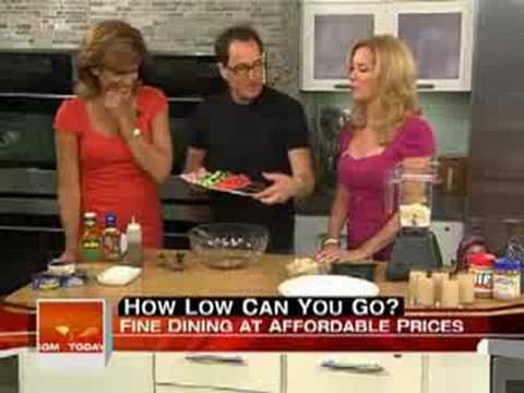 Video thumbnail for youtube video Cooking Guest Tells Kathie Lee To Keep Quiet