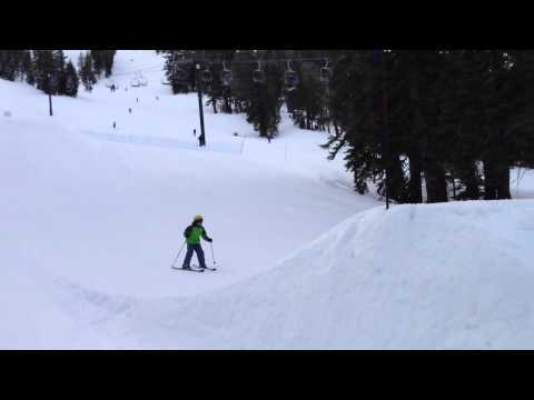 Video thumbnail for youtube video First Attempt At A Ski Jump – PBH2