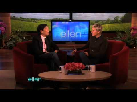 Video thumbnail for youtube video Ken Jeong's Awesome Entrance To Ellen – PBH2