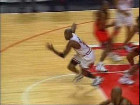 Video thumbnail for youtube video Michael Jordan's 10 Best Buzzer-Beaters