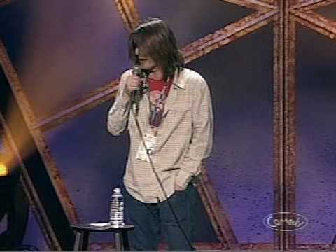 Video thumbnail for youtube video Mitch Hedberg's Final Stand Up Performance – PBH2
