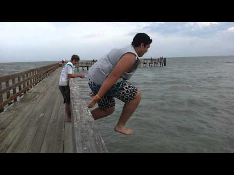 Video thumbnail for youtube video One Painful Jump During Spring Break