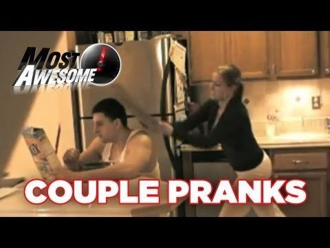 Video thumbnail for youtube video The Best Relationship Pranks Ever