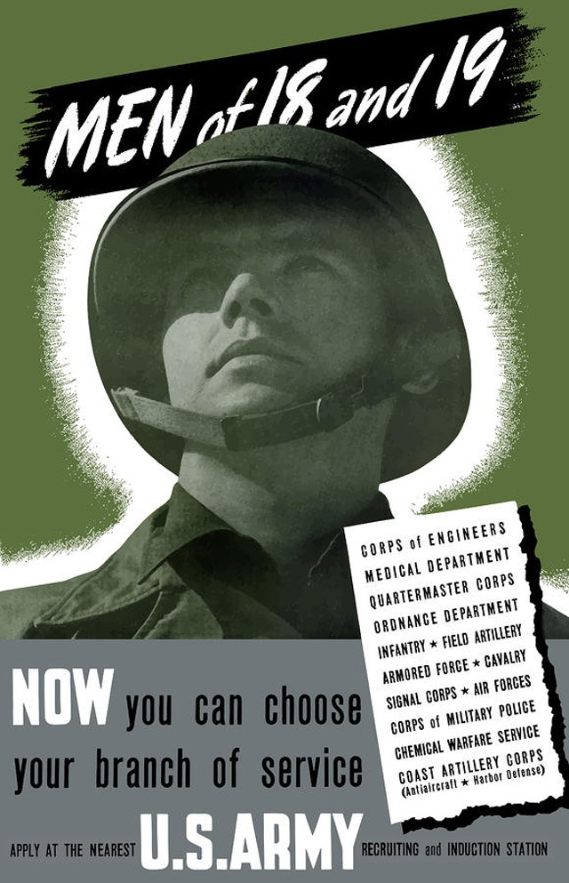us-army-recruiting-poster-war-is-hell-store