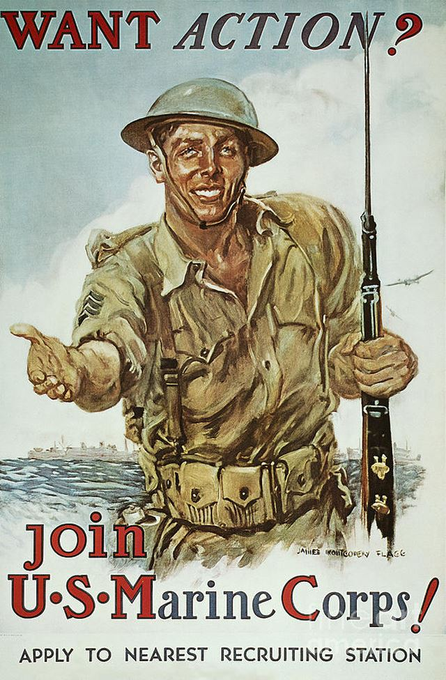 us-marines-recruitment-posters-propaganda-action