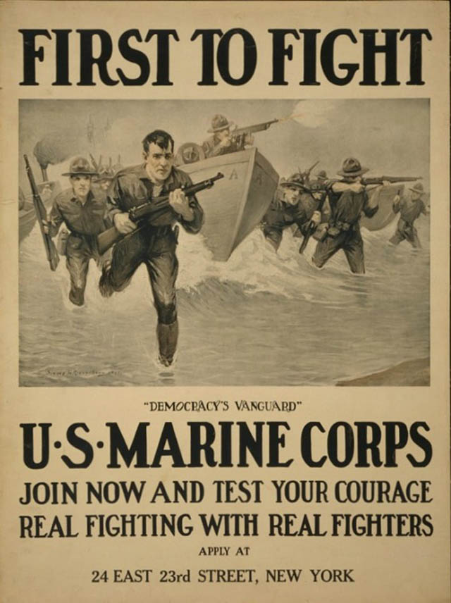 us-marines-recruitment-posters-propaganda-courage