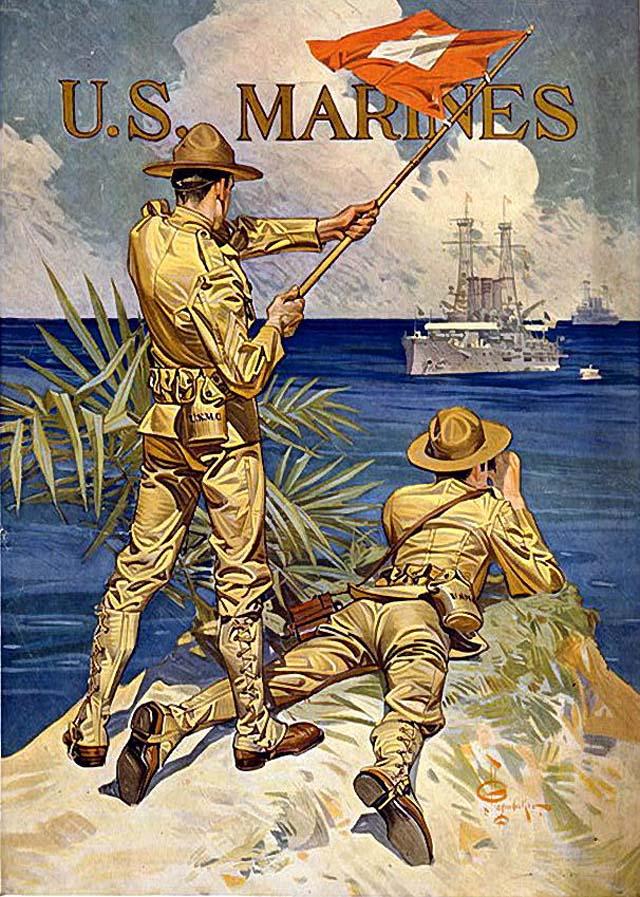 us-marines-recruitment-posters-propaganda-flags