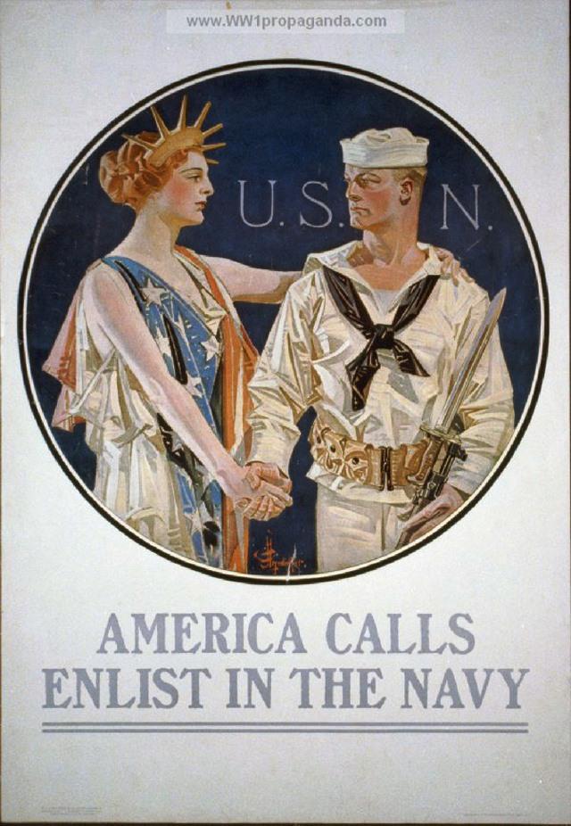 us-navy-recruitment-posters-propaganda-america