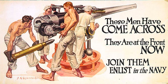 us-navy-recruitment-posters-propaganda-come-across