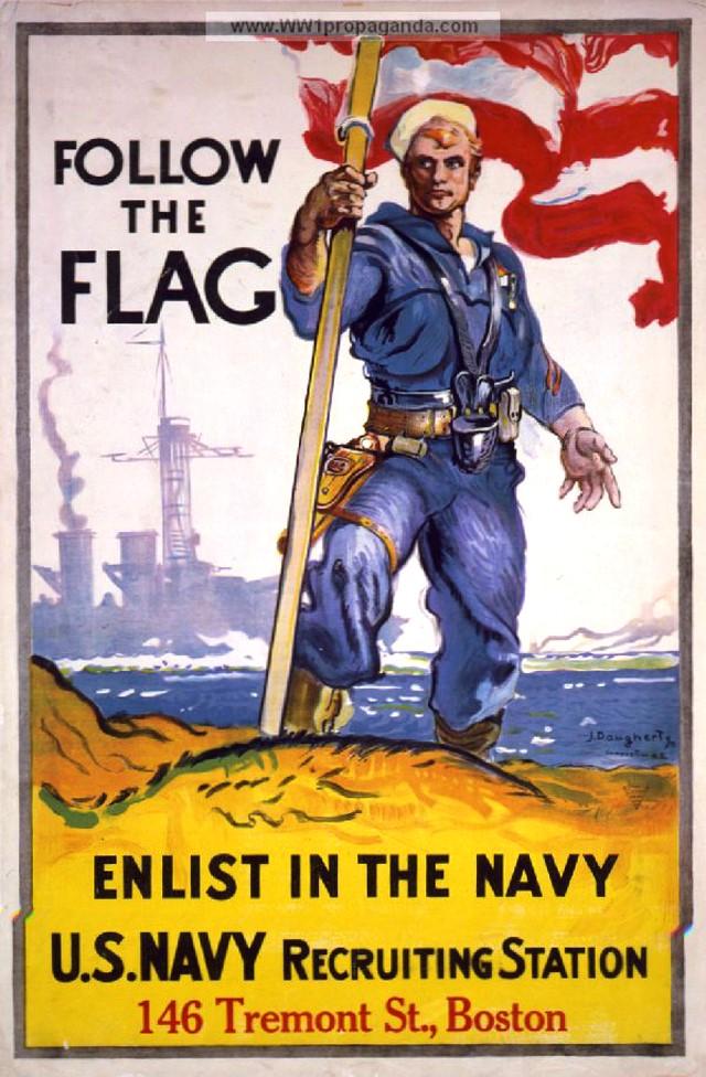 us-navy-recruitment-posters-propaganda-flag