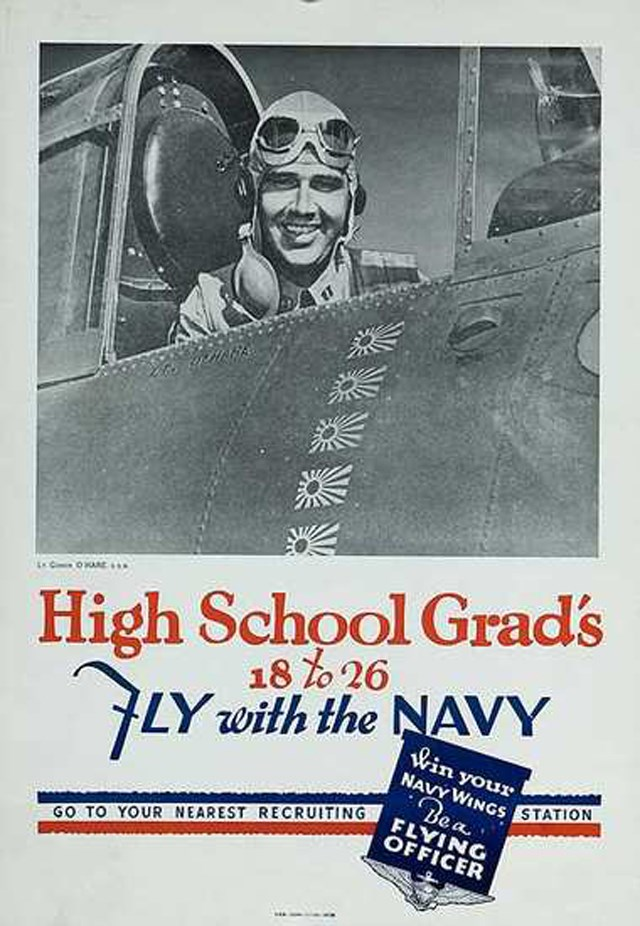 40 awesome vintage navy recruiting posters