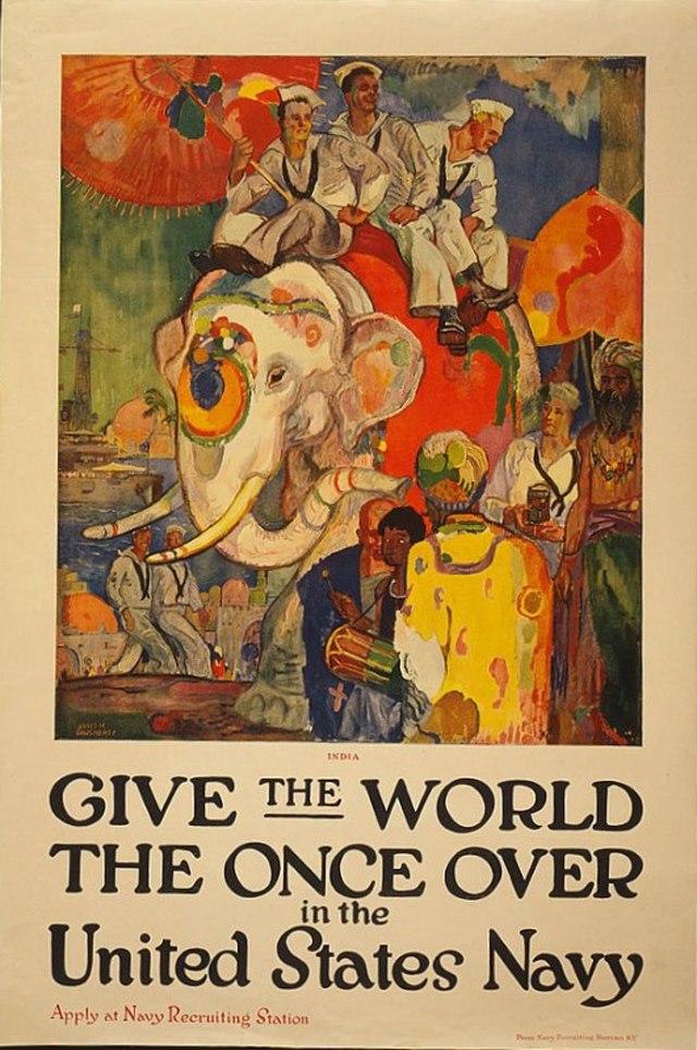 us-navy-recruitment-posters-propaganda-world