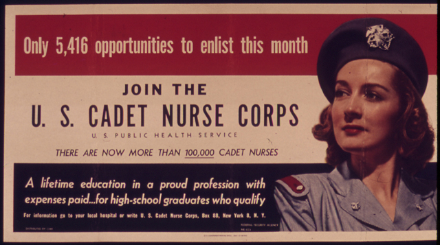 us-nurses-recruitment-posters-propaganda-cadet