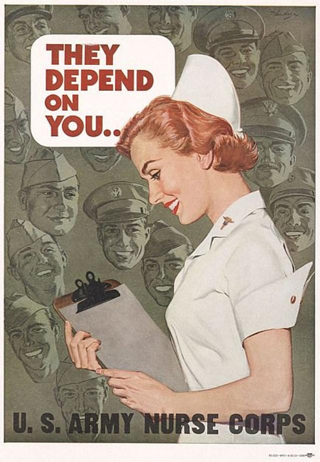us-nurses-recruitment-posters-propaganda-depend