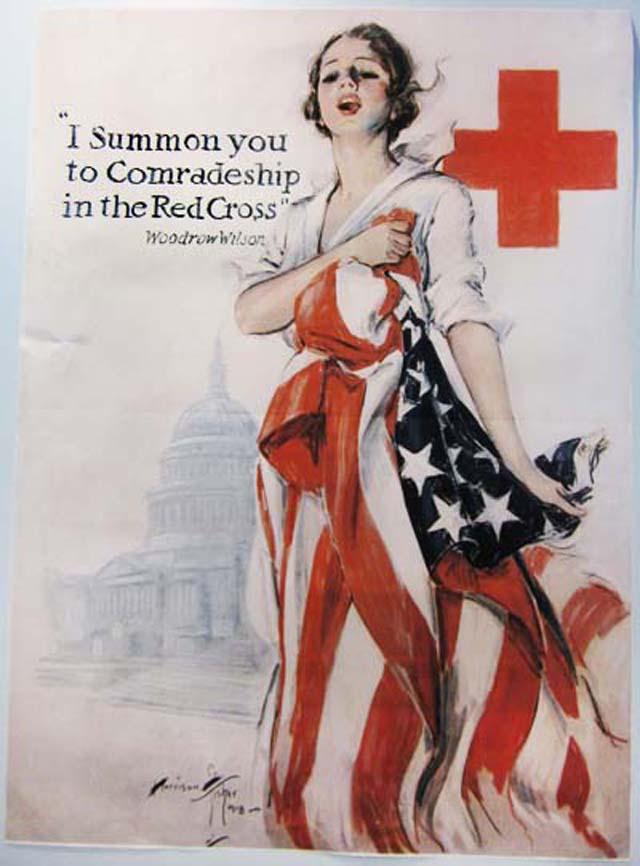 us-nurses-recruitment-posters-propaganda-ww1