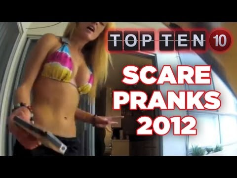 The Ten Best Scare Pranks Ever