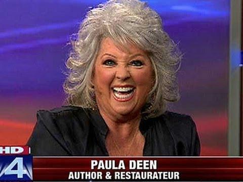 Paula Deen And Oprah Winfrey In Slow Motion