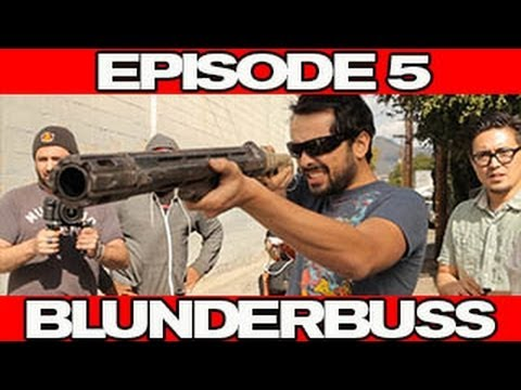 Making A Real Life Blunderbuss Gun