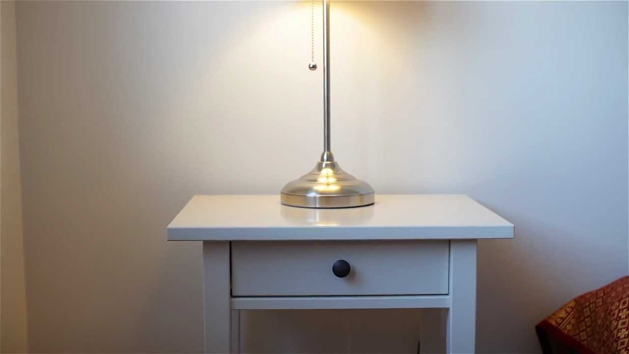 How To Turn A Nightstand Into A Wireless Charger