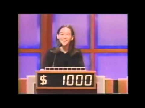 Joseph Gordon-Levitt On Jeopardy In 1997