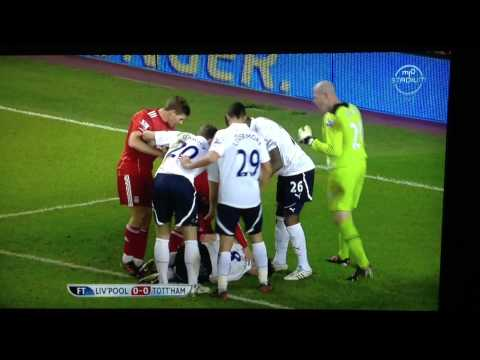 Video thumbnail for youtube video Luis Suarez Is Soccer's Dirtiest Player