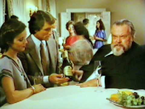 Video thumbnail for youtube video Orson Welles Tapes A Wine Commercial